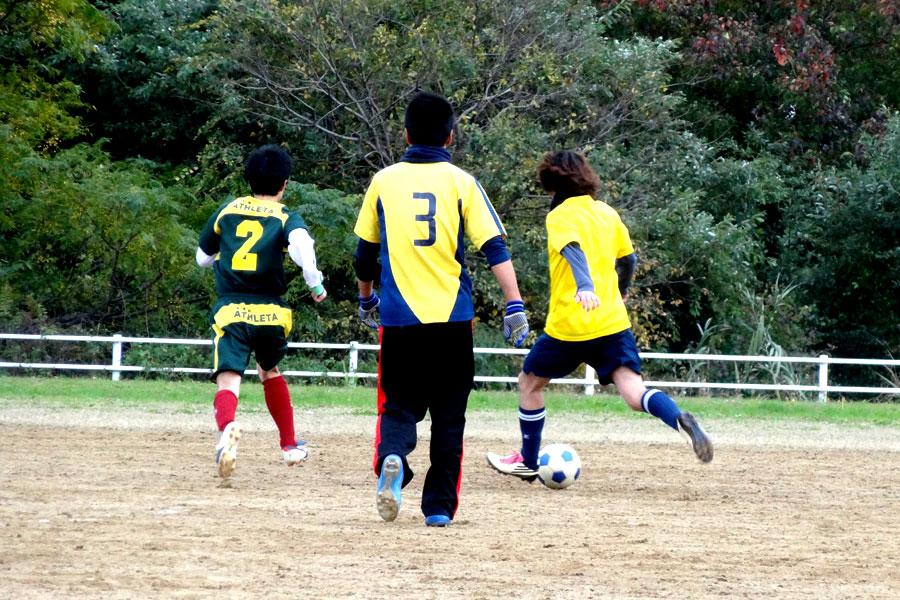2015.11.29第2試合 34CL順位戦 タカモト道路団 3-2 FCカルチョ Photo3